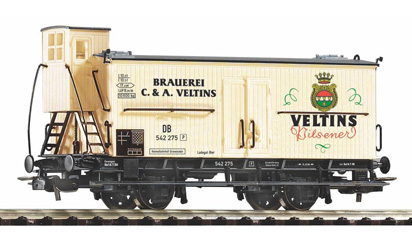 wagon PIKO Wagon biere VELTINS DB